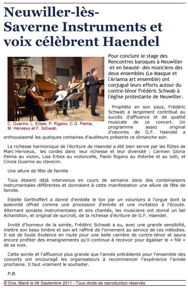 Les Dernières Nouvelles d'Alsace - Archives